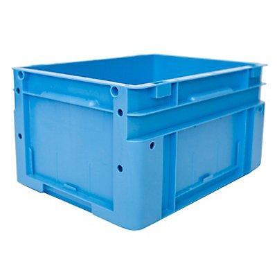 utz Euronorm-Stapelbehälter - Außen-LxBxH 400 x 300 x 220 mm