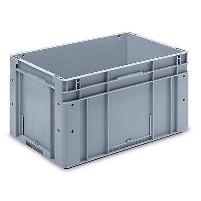 utz Euronorm-Stapelbehälter - Außen-LxBxH 600 x 400 x 320 mm