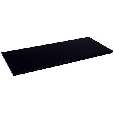 Fachboden für Rollladenschrank - schwarzgrau RAL 7021