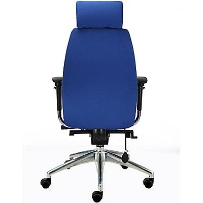 Bürostuhl iTask - mit hoher Rückenlehne