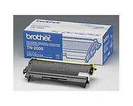 Brother Toner TN2000 2.500Seiten schwarz