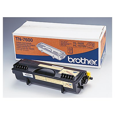 Brother Toner TN7600 6.500Seiten schwarz