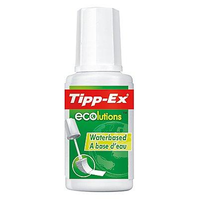 Tipp-Ex Korrekturflüssigkeit ECOlutions 8806821 20ml weiß