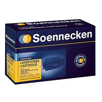 Soennecken Toner 81015 Gr.874 wie HP C4096A