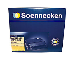 Soennecken Toner 81026 Gr.1107 wie HP Q1338A Chip schwarz