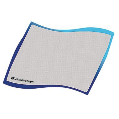 Soennecken Mousepad Optical 3780 21,5x17,5cm rutschfest blau
