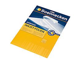 Soennecken Kopierfolie  DIN A4 0,10mm  St./Pack.