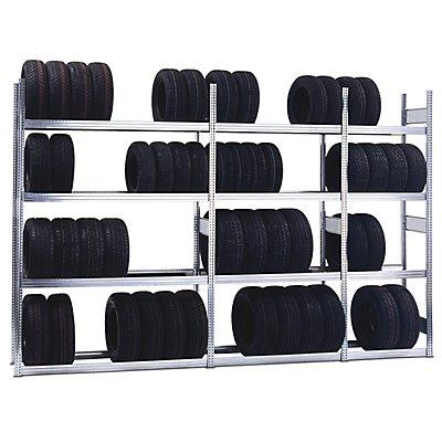 Regalwerk Reifenregal | Grundfeld | Fachlast 250 kg