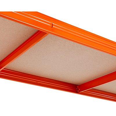 Stabiles Lagerregal - Tragkraft bis zu 300 Kg pro Fachboden pro Fachboden