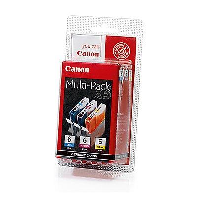 Canon Tintenpatrone BCI6 c/m/y 3 St./Pack.