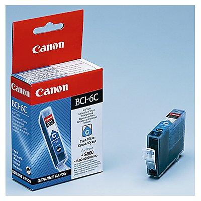 Canon Tintenpatrone BCI6C 4706A002 13ml cyan