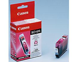 Canon Tintenpatrone BCI6M 4707A002 13ml magenta