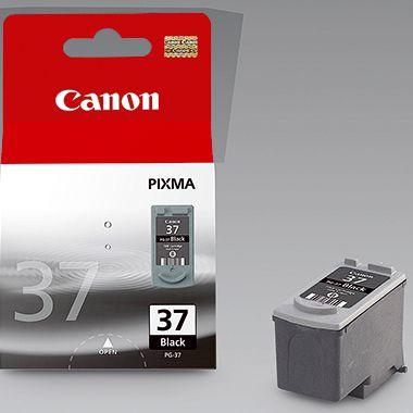 Canon Tintenpatrone PG37 2145B001 11ml schwarz