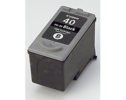 Canon Tintenpatrone PG40 0615B001 16ml schwarz