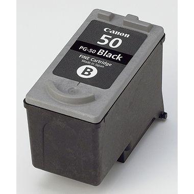 Canon Tintenpatrone PG50 0616B001 22ml schwarz