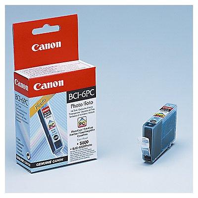 Canon Tintenpatrone BCI6PC 4709A002 13ml fotocyan