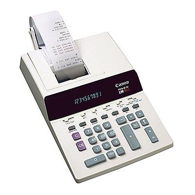 Canon Tischrechner P29-DIV 0216B001 druckend 10stellig Netzbetrieb weiß