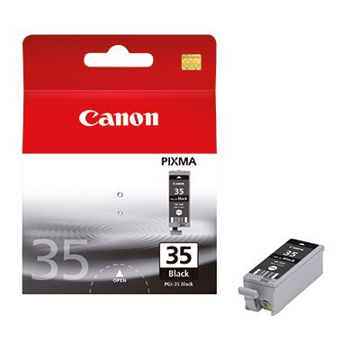 Canon Tintenpatrone PGI35BK 1509B001 9,3ml schwarz