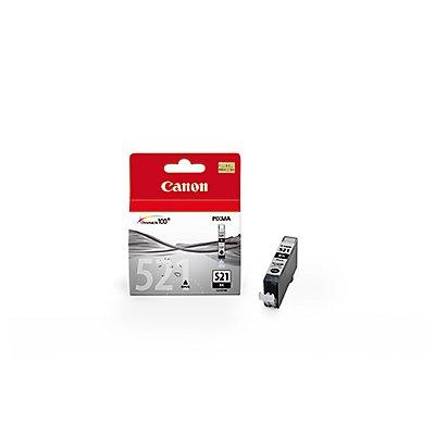 Canon Tintenpatrone CLI521BK 2933B001 3.425Seiten 9ml schwarz