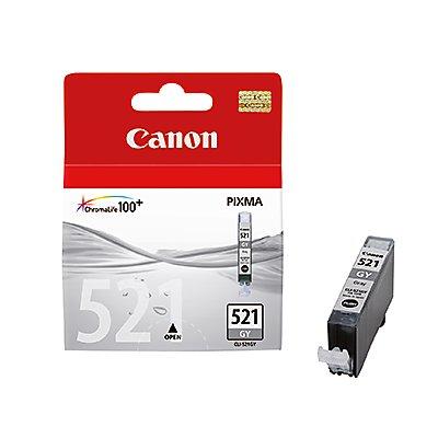 Canon Tintenpatrone CLI521GY 2937B001 9ml grau