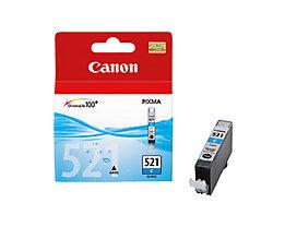 Canon Tintenpatrone CLI521C 2934B001 9ml cyan