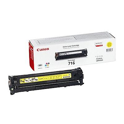 Canon Toner 716Y 1977B002AA 1.500Seiten gelb
