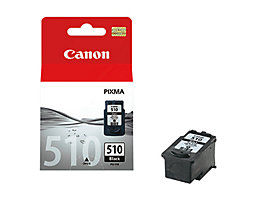 Canon Tintenpatrone PG510 220Seiten 9ml schwarz