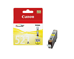 Canon Tintenpatrone CLI521Y 2936B001 9ml gelb