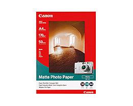 Canon Fotopapier MP101 7981A005 DIN A4 170g matt weiß 50 Bl./Pack.
