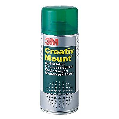 3M Sprühkleber Creativ-Mount 052020 ablösbar 400ml