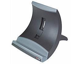 3M Notebookständer LX550 22,5x20,5x16,8cm Polystyrol schwarz