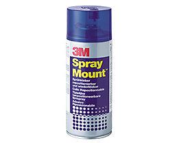 3M Sprühkleber Spray Mount 051847 ablösbar 400ml