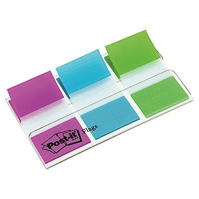 Post-it Haftstreifen Index Standard  20Blatt farbig 3 St./Pack