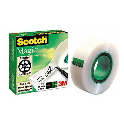 Scotch Klebefilm Magic 810 unsichtbar