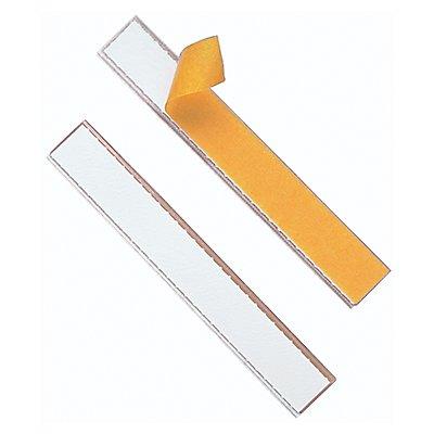 DURABLE Schilderrahmen SCHILDFIX 802019 20x2cm PVC tr 10 St./Pack