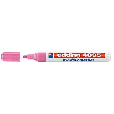 edding Windowmarker 4095 4-4095049 2-3mm Rundspitze weiß
