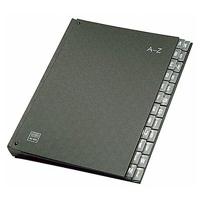 ELBA Pultordner DIN A4 A-Z PVC