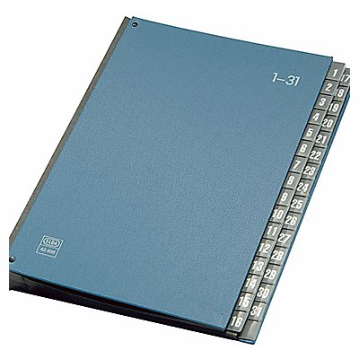 ELBA Pultordner DIN A4 1-31 PVC