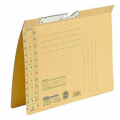 ELBA Pendelhefter DIN A4 Amtsheftung 230g Karton