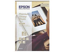 Epson Fotopapier Premium C13S042153 10x15cm ws 40 Bl./Pack.