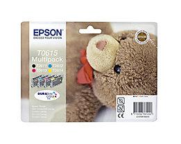 Epson Tintenpatrone C13T06154010 sw/c/m/y 4 St./Pack.