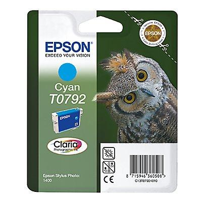 Epson Tintenpatrone C13T07924010 1.475Seiten 11ml cyan