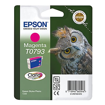 Epson Tintenpatrone C13T07934010 720Seiten 11ml magenta