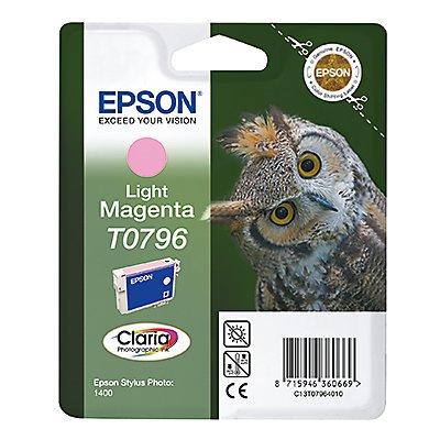 Epson Tintenpatrone C13T07964010 1.020Seiten 11ml fotomagenta