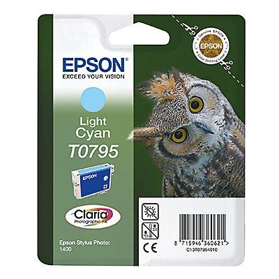 Epson Tintenpatrone C13T07954010 570Seiten 11ml fotocyan