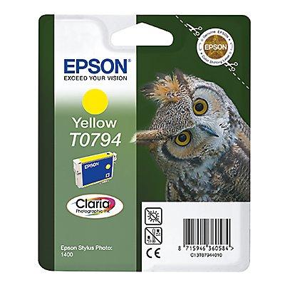 Epson Tintenpatrone C13T07944010 1.070Seiten 11ml gelb