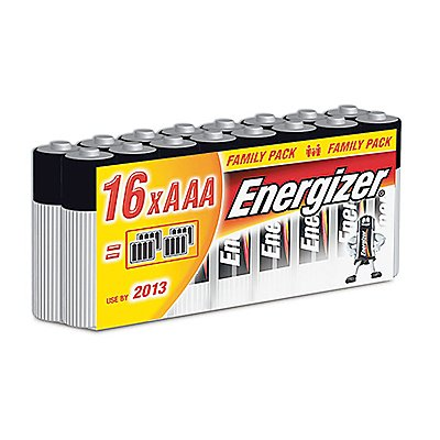 Energizer Batterie 628926 AAA/Micro/LR03 16 St./Pack.