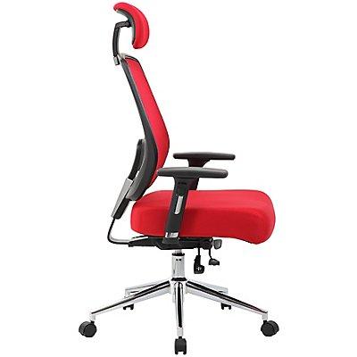 Bürodrehstuhl Ergo-Task - ergonomisch, mit Kopfstütze