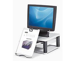 Fellowes Monitorständer Premium 91713 Kunststoff platin