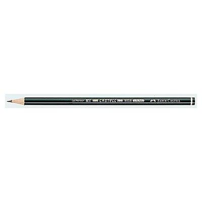 Faber-Castell Stenobleistift CASTELL 9008 119800 HB grün